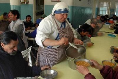 Misioneras de la caridad