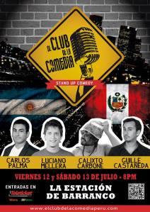 EL CLUB DE LA COMEDIA INTERNACIONAL