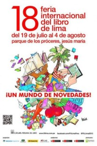 FERIA INTERNACIONAL DEL LIBRO DE LIMA 2013