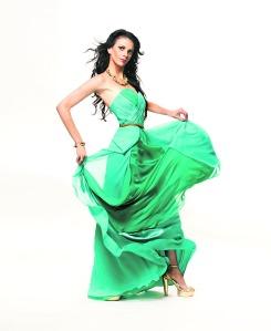 Fiorella Rodriguez- Produccion revista PAndora