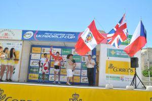 Israel Hilario ciclista medalla de plata 1