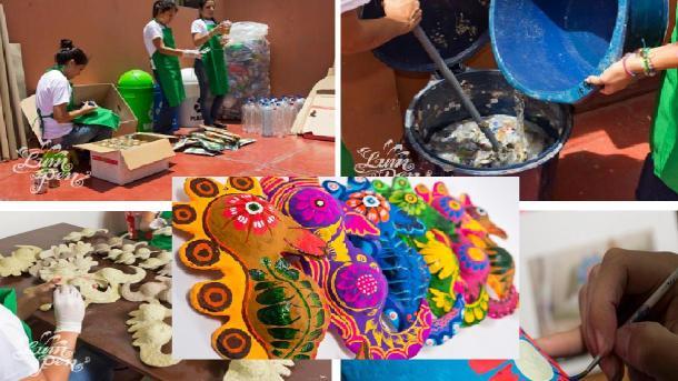 Reciclaje artístico