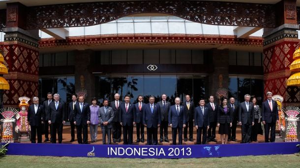 APEC 2013LEADERS