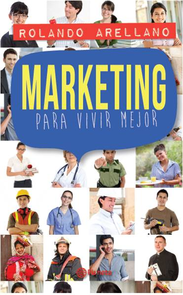 Marketing para vivir mejor portada