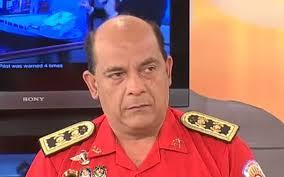 Mario Cassareto Cuerpo General de Bomberos Voluntarios del Perú Comandante