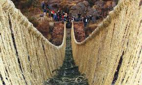 puente Q'eswachaka