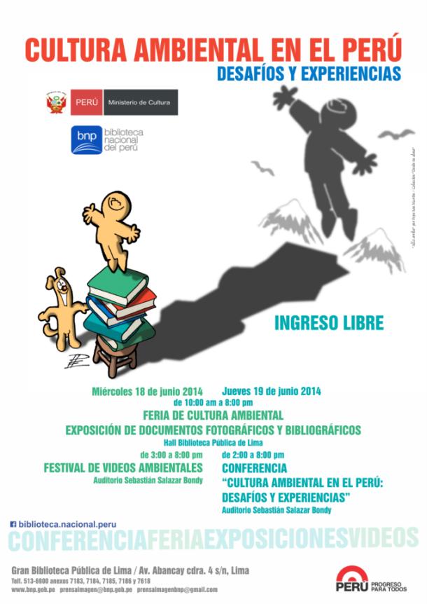 cultura ambiental en el Perú