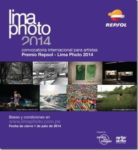 Lima Photo 2014 Premio Repsol