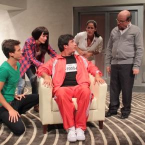 La exitosa obra TOC*TOC ha regresado al TeatroPirandello