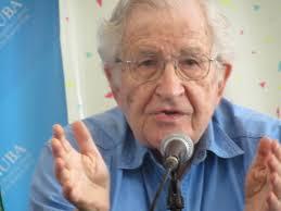Noam Chomsky afirma que el lenguaje es genético y no evolucionó desde que el humano salió deÁfrica