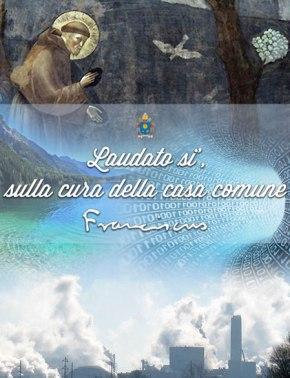 Papa Francisco habla de la ecología integral en Laudatosi