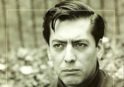 Vargas Llosa joven |
