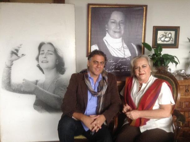 E-Zequiel y Teresa Fuller