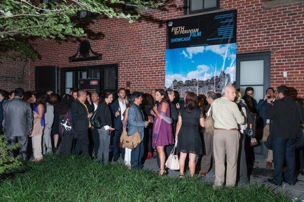Cine y Arte Peruano en Nueva York VI Muestra