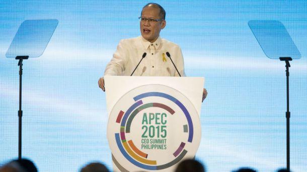 Aquino Benigno APEC 2015