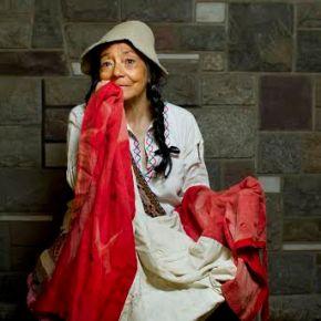 Primera actriz peruana Delfina Paredes protoganizará monólogo 'Evangelina retorna de laBreña'