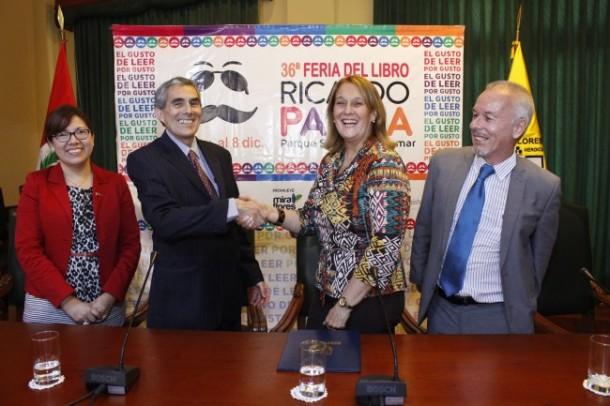 Feria del Libro Ricardo Palma 36 CPL