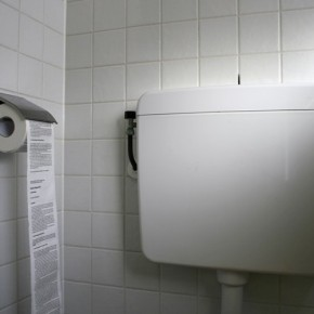 You can send a toilet paper with IPCC report to apolitician