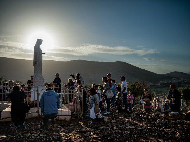 Virgen María Medjugorje, Bosnia and Herzegovina