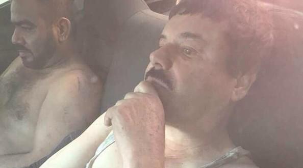 El Chapo recapturado