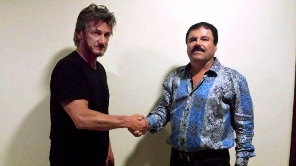 Sean Penn entrevista a El Chapo Guzmán