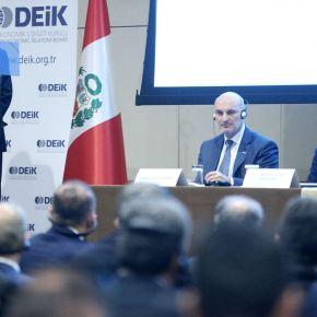Exportación de alimentos andinos y productos pesqueros peruanos a Turquía podría incrementar actual intercambiocomercial