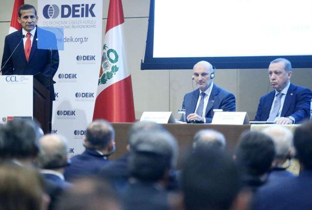 Perú y Turquía DEIK