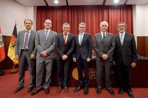 Centro de Información del Servicio Alemán de Intercambio Académico (DAAD) inaugurá sede enLima