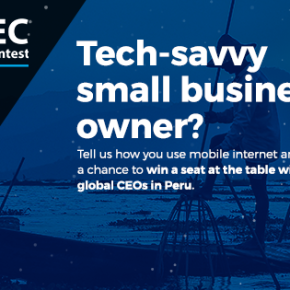 APEC convoca al Concurso de Video 2016: ¿Cómo su pequeño negocio usa internetmóvil?