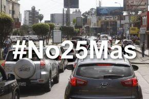 Campaña #No25más en Facebook busca compromiso de candidatos presidenciales sobre construcción de todas las líneas delMetro