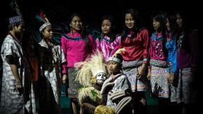 Gloria María Solari presenta la obra teatral 'El secreto de la Sabiduría… AmazoniaII'