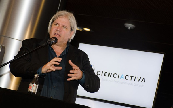 Raymond McCauley, Director Biotecnología en Singularity University