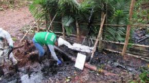 Reiterado derrame de petróleo de Petroperú en Oleoducto Norperuano de Loreto cuestiona manejo estatal y desarticulación ambiental enPerú