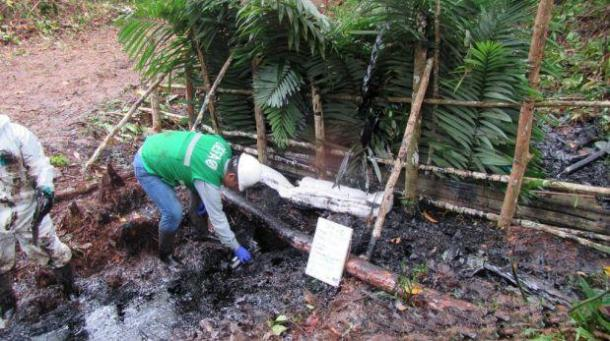 Reiterado derrame de petróleo de Petroperú en Oleoducto Norperuano de Loreto