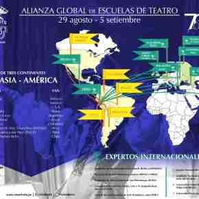 Obras del Festival Internacional de Escuelas de Teatro y Expertos GATS en Lima tendrán ingresoLibre