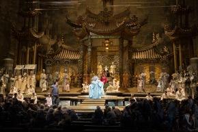 'Regresa Turandot' a Lima en el Gran TeatroNacional