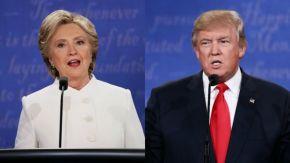 Clinton vs. Trump en último debate por la presidencia a los Estados Unidos deNorteamérica