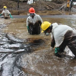 Another pipeline spill reported in Peruvian Amazon as indigenous protests enter eighthweek