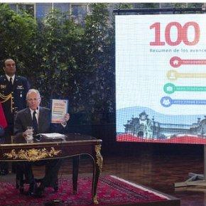 Presidente de Perú, PPK, y el resumen de las acciones de los 90 días de sugobierno
