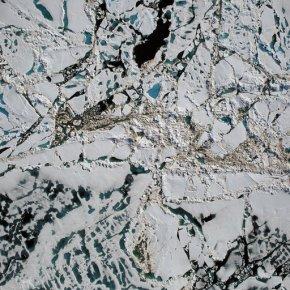 El hielo del Ártico se reduce y la temperatura global a punto de romperrécord