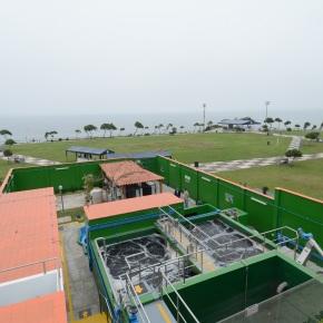 Miraflores inaugura planta de tratamiento de agua que permitirá regar 28% de parques deldistrito