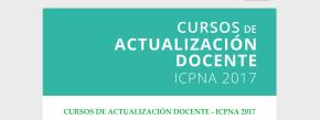 Cursos de Actualización Docente ICPNA2017