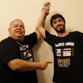 El actor Manuel Gold subirá el ring de 'Imperio Lucha Libre' con las superestrellas de laWWE