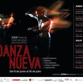 Danza Nueva – 29 Festival Internacional deLima