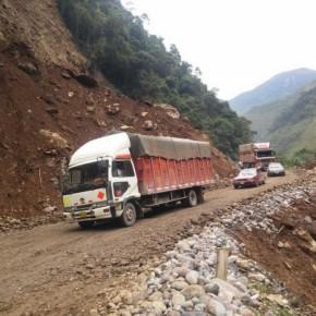 Sólo el 10,1% de las carreteras departamentales está pavimentado en la Macro Región Centro dePerú