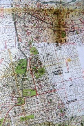 COORDENADAS ALTERADAS: Fronteras, fisuras y retículas urbanas enLima