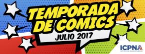 Conversatorios de la Temporada de Cómics en elICPNA
