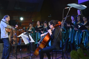 XIX Festival Nacional De Coros  –  XV Internacional  URP 2017 con directores de Suiza, Cuba yVenezuela