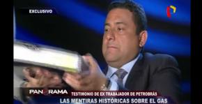 La verdadera cantidad de las reservas de gas natural de Camisea: Testimonio de ex trabajador dePetrobras