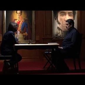 Entrevista a Nicolás Maduro (Presidente de Venezuela) por JordiÉvole